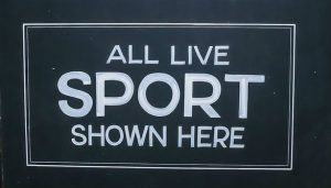 Showing Live Sport Fallowfield