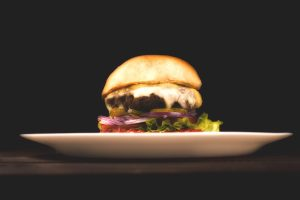 burger image from all day menu