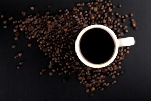coffee from our breakfast menu